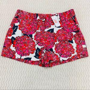 NWT Vineyard Vines Liberty Floral Shorts Size 12